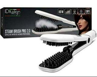 Cepilllo alisador brush secador plancha pelo. Nuev