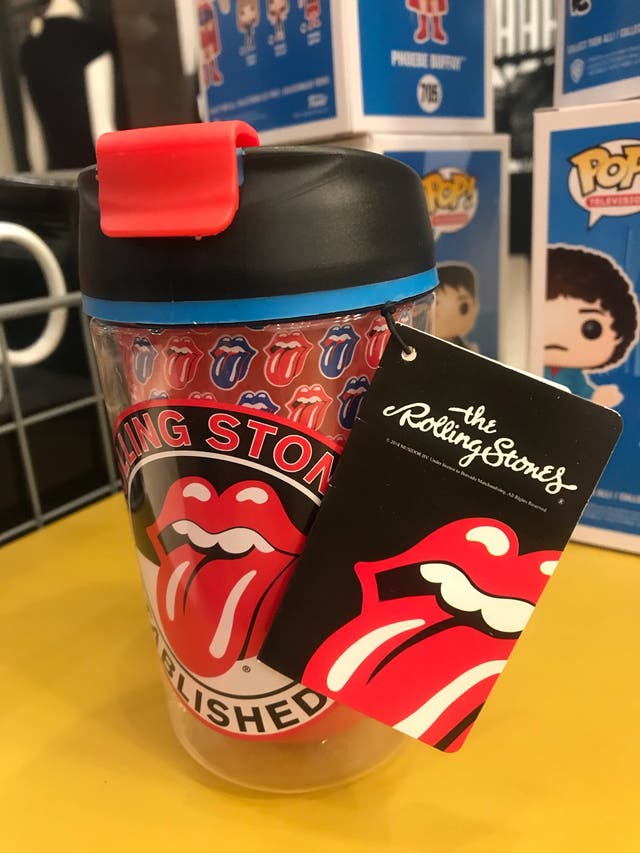 Termo Rolling Stones