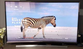 Samsung UE55JU7500 4K Smart TV 3D 55'