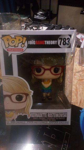 Funko POP Big bang theory Bernadette