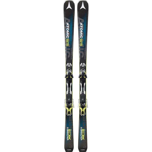 Esquís Atomic Vantage X80 CTI + Botas Head 105