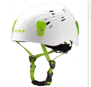 casco escalada
