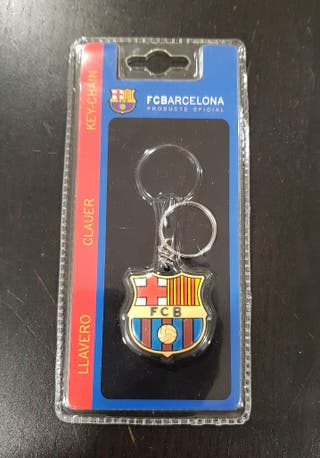 Llavero del Barça.