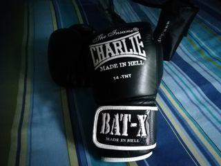 guantes de boxeo CHARLIE BAT - X