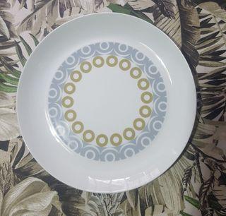 6 platos porcelana Bidasoa
