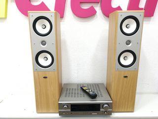 Amplificador Denon Avr 1705 Altavoces Eltax Univer
