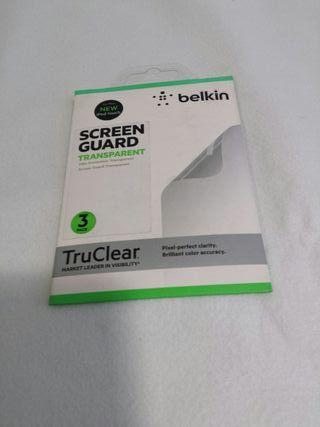Protector pantalla ipod touch 5