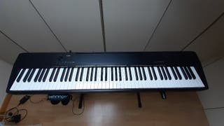 Piano Casio Stereo Sampling CDP-130