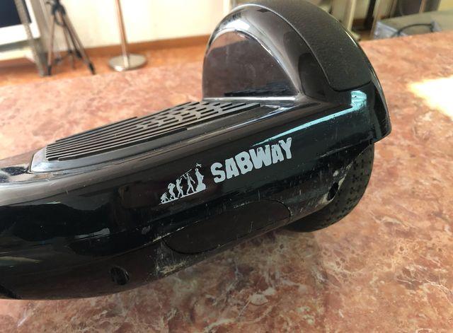 Hoverboard Sabway