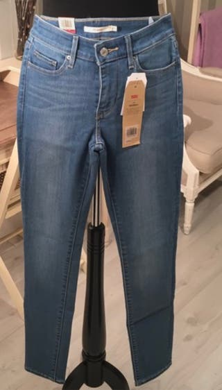 Pantalones Levi's Skinny NUEVOS CON ETIQUETA