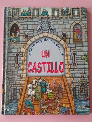 libro, cuento infantil castillo wally
