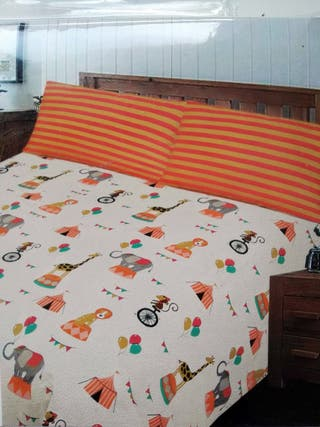 Funda nordica infantil cama 90 (A ESTRENAR)