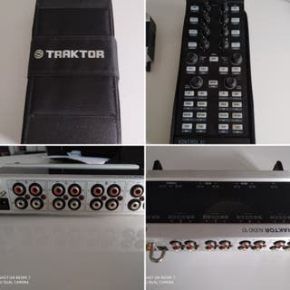 PACK TRAKTOR X1, ESTUCHE Y AUDIO 10