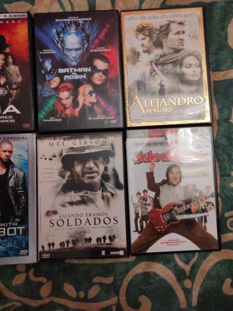 Películas DVD Ediciones Especiales