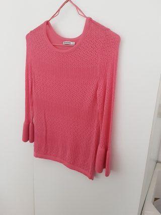 blusa de hilo