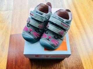 Zapatos niña Biomecanics número 19
