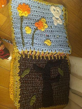 libro de ganchillo. crochet.