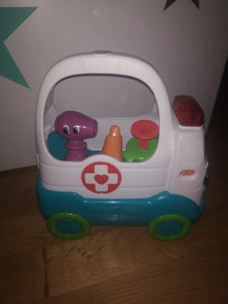 Maletín ambulancia