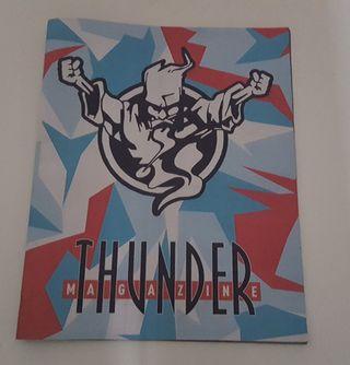 Thunderdome thunder magazine