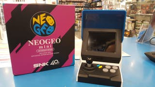 Consola SNK NeoGeo mini Internacional