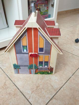 la casa de playmobil