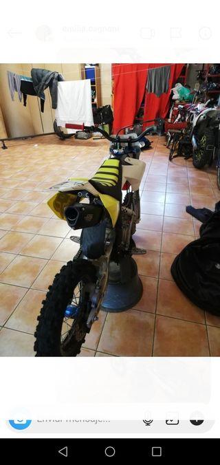 PIT BIKE YCF 160cc SPII