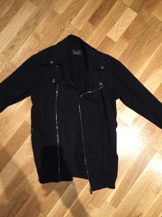 Chaqueta de Zara negra