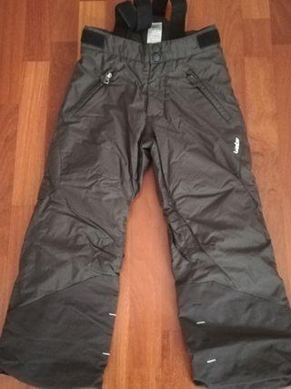 Pantalón esquí 4 años