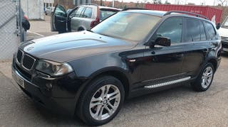 BMW X3 2.0d M 2007