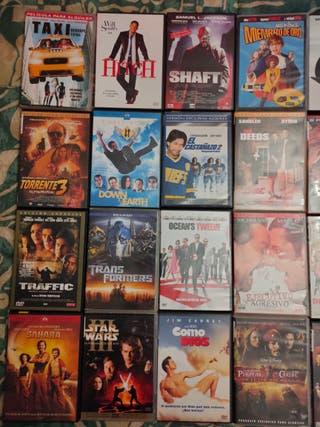 Películas DVD