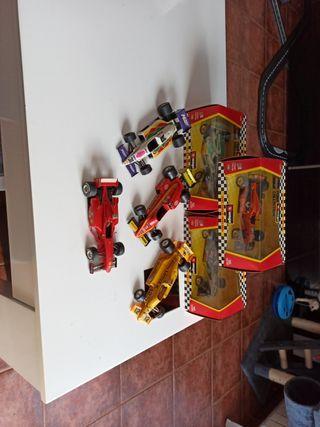 coches metal burago 1:18