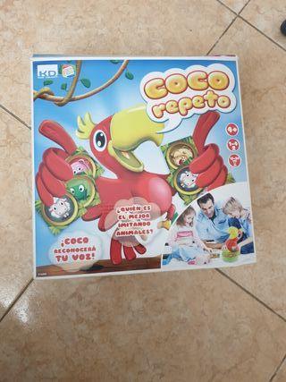 juego CocoRepeto