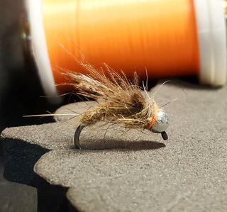 Ninfas de pelo para pesca