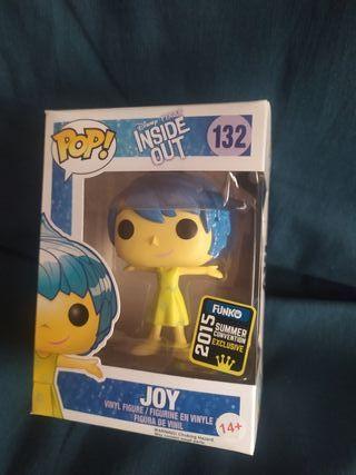 Funko Pop! Joy inside out 2015 exclusive