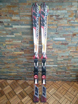 Esquís Salomón