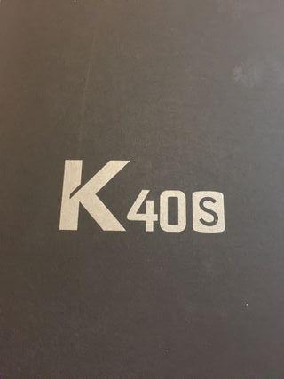 """MOVIL LG """"K40 S""""NUEVO EN SU CAJA Y CON SU PRECINTO"""