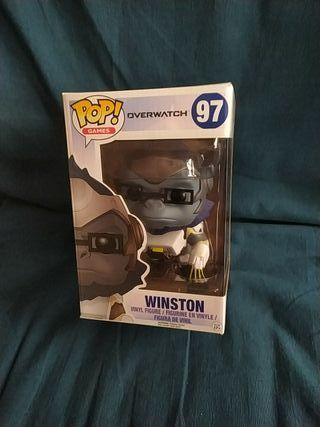 Funko Pop! Winston Overwatch