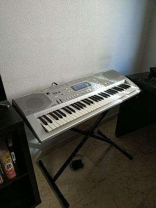 Teclado piano CASIO CTK-800