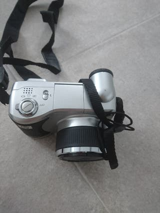 cámara fotos hp digital