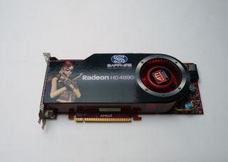 ATI Radeon HD 4890 DirectX 10.1 1GB 256-Bit GDDR5