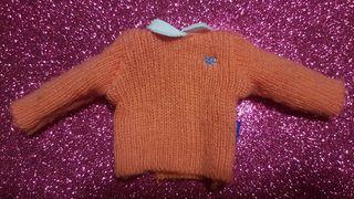 jersey de muñeca Nicoleta vale para Lesly y Paola