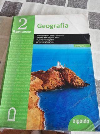 bachillerato 2 geografia