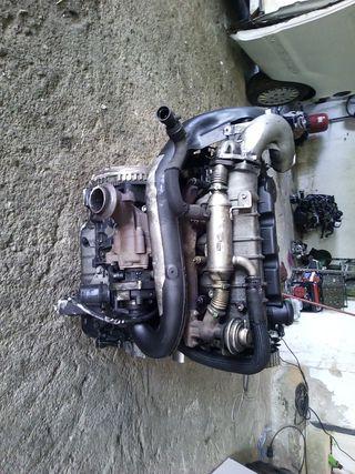 motor 2.0 HDI 110cv grupo psa