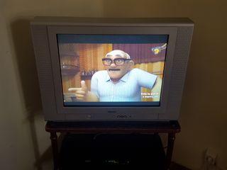 Televisión convencional + tdt