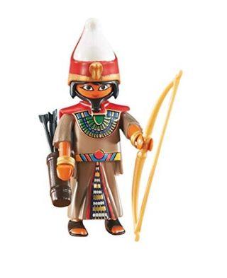 Playmobil: jefe soldado egipcio en bolsa SIN ABRIR
