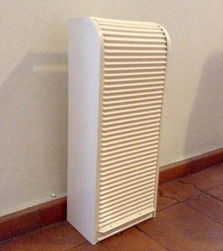 Armario baño metal con persiana PVC