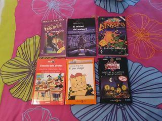 Libros de Lectura en Catalán