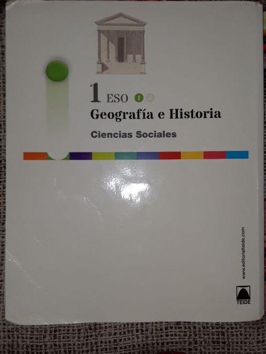 Libro I Geografia e Historia 1ESO