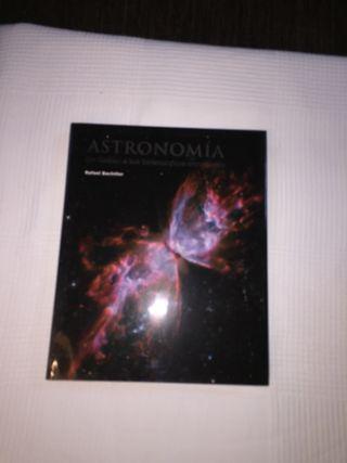 Astronomía de Galileo a los telescopios espaciales