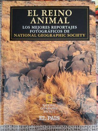 Libro El Reino Animal